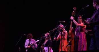 Bearfoot Bluegrass at the Vilar Performing Arts Center