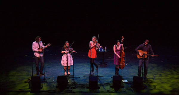 Bearfoot Bluegrass Photo Mike Hardaker | Mountain Weekly News
