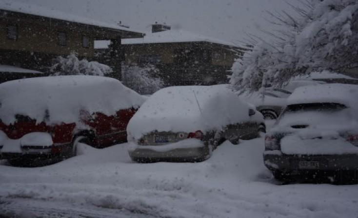 Mega storm drops 2 feet of snow on Colorado's Foothills