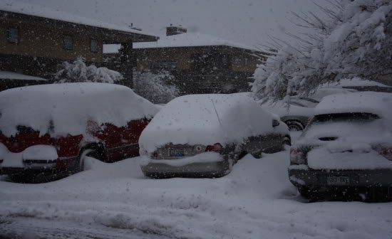 Massive strom dumped over 2 feet of snow on the front range of Colorado Photo Mike Hardaker   Mountain Weekly News