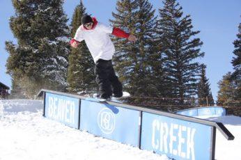 2009 Beaver Creek Snowboarding Season is Officially Under Way