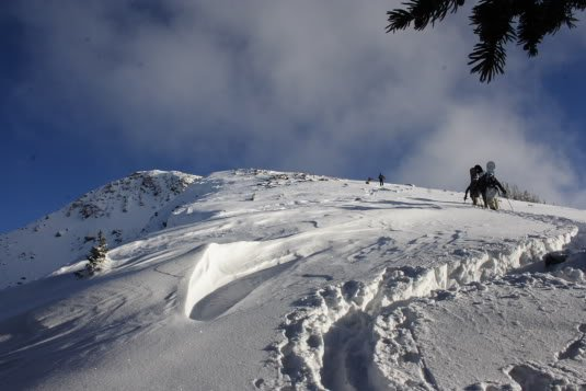 Colorado Backcountry Snowboarding Photo Mike Hardaker | Mountain Weekly News