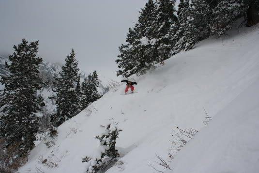 2010 North Face Masters Snowbird Photos
