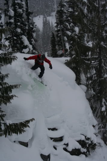 Charlie Hoch Crystal Mountain Photo Mike Hardaker  Mountain Weekly News