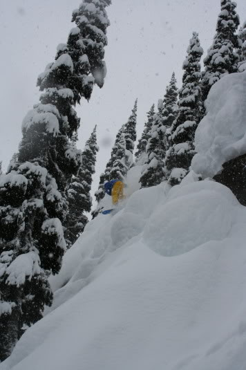 Ralph Backstrom Crystal Mountain Photo Mike Hardaker  Mountain Weekly News