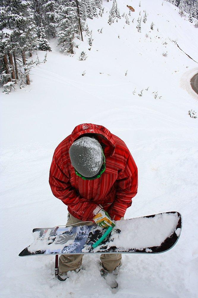 Ryan Cruze Noboarding