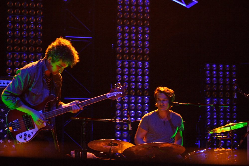 MGMT Red Rocks Amphitheatre
