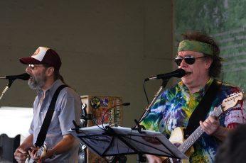 New Riders of the Purple Sage Rock Louisville Street Faire