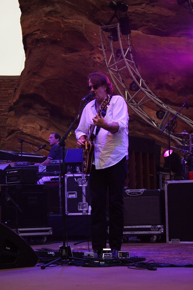 Widespread Panic - John Bell Red Rocks Photo by Mike Hardaker | Mountain Weekly News