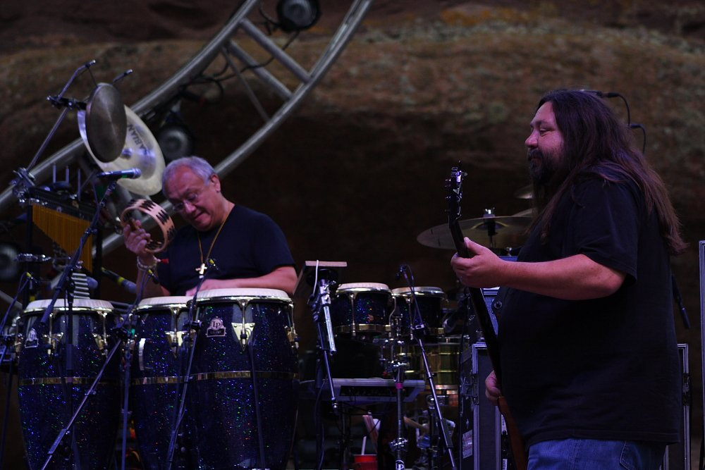 Widespread Panic Friday Night Red Rocks 2010