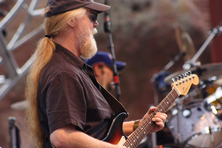 Interview with Widespread Panic's Lead Guitar Player Jimmy Herring Part 2