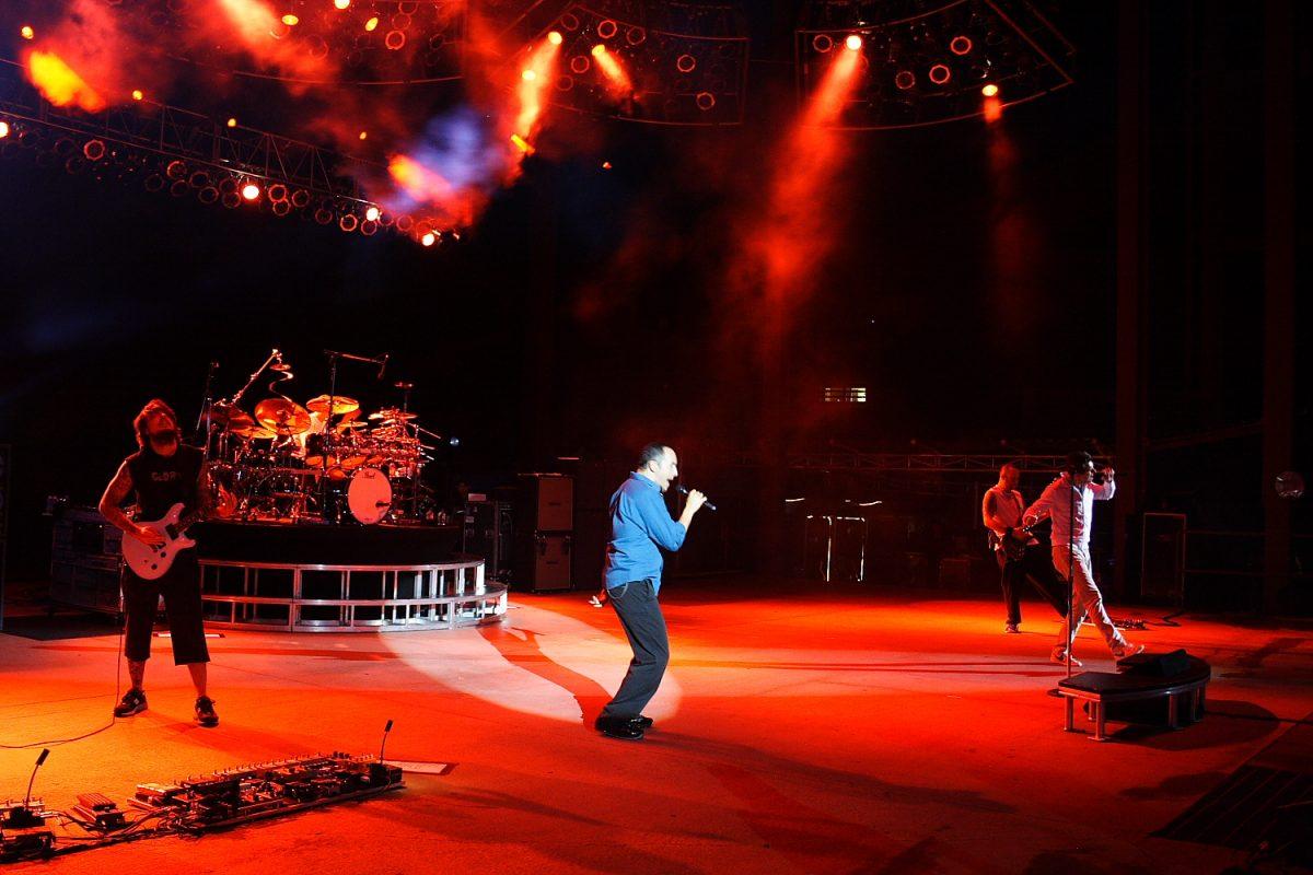 311 Unity Tour 2010 Red Rocks Amphitheatre Photo Mike Hardaker