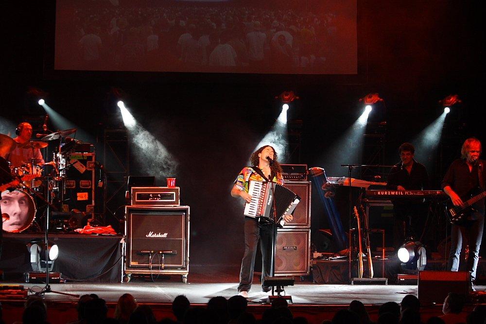 Paramount Theater Weird Al Concert
