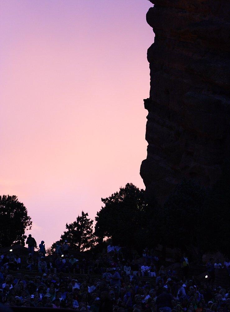 Jackson Browne David Nindley Red Rocks Ampitheater Photo Mike Hardaker