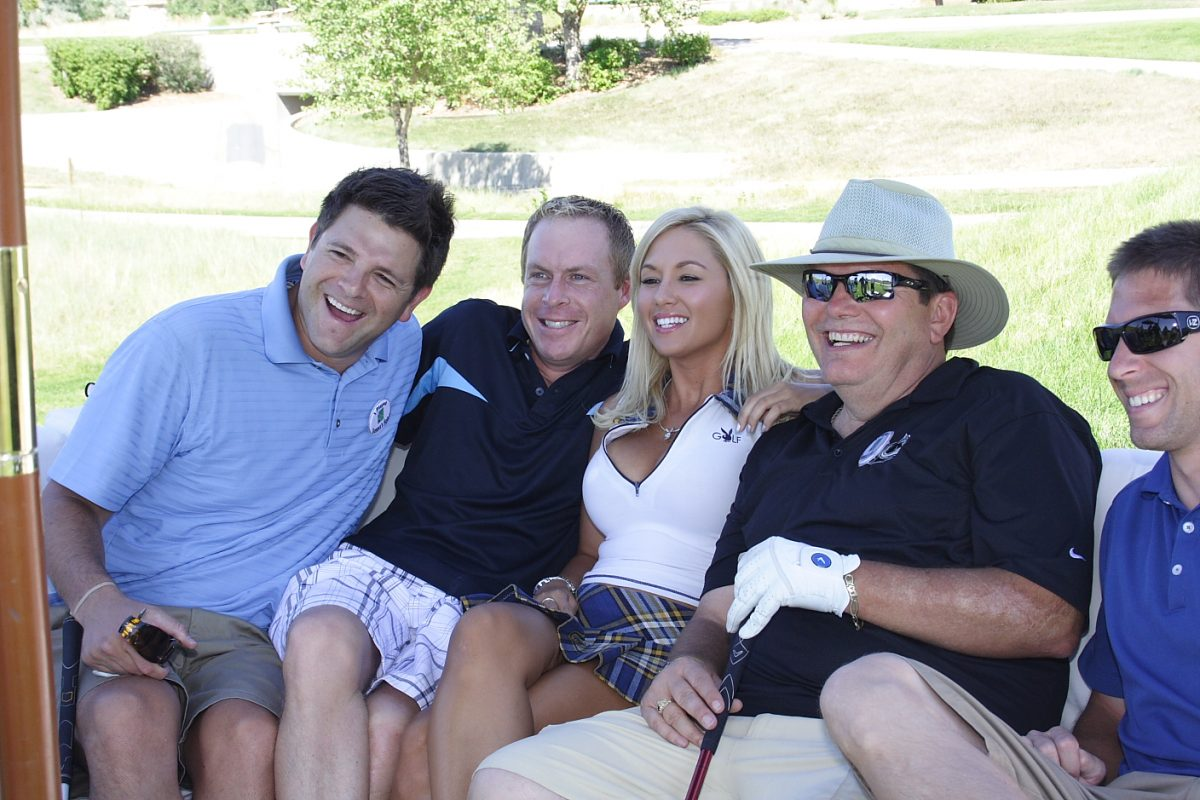 Amy Leigh Andrews Photos Ideal colorado playboy golf tournamnet swings into town | mountain