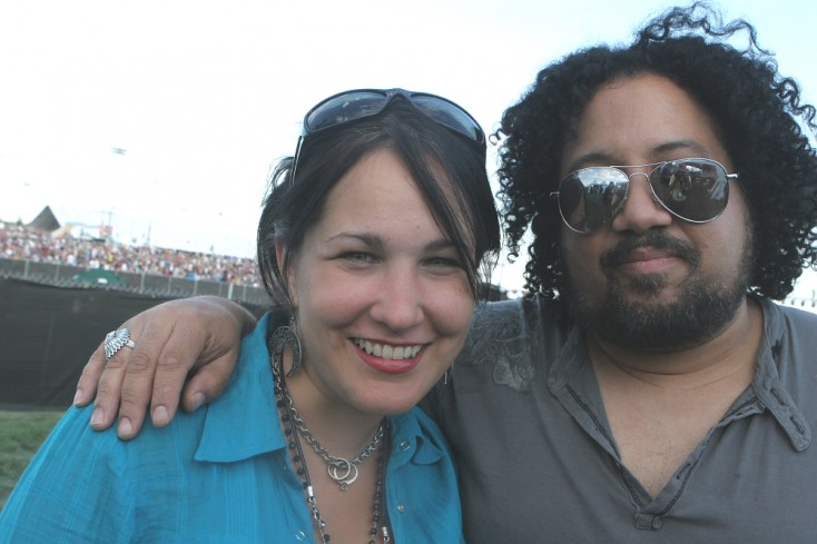 Rusted Root Interview With Liz Berlin