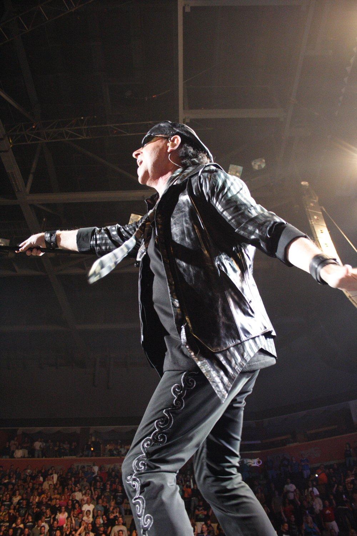 Scorpions Concert Photo Broomfield