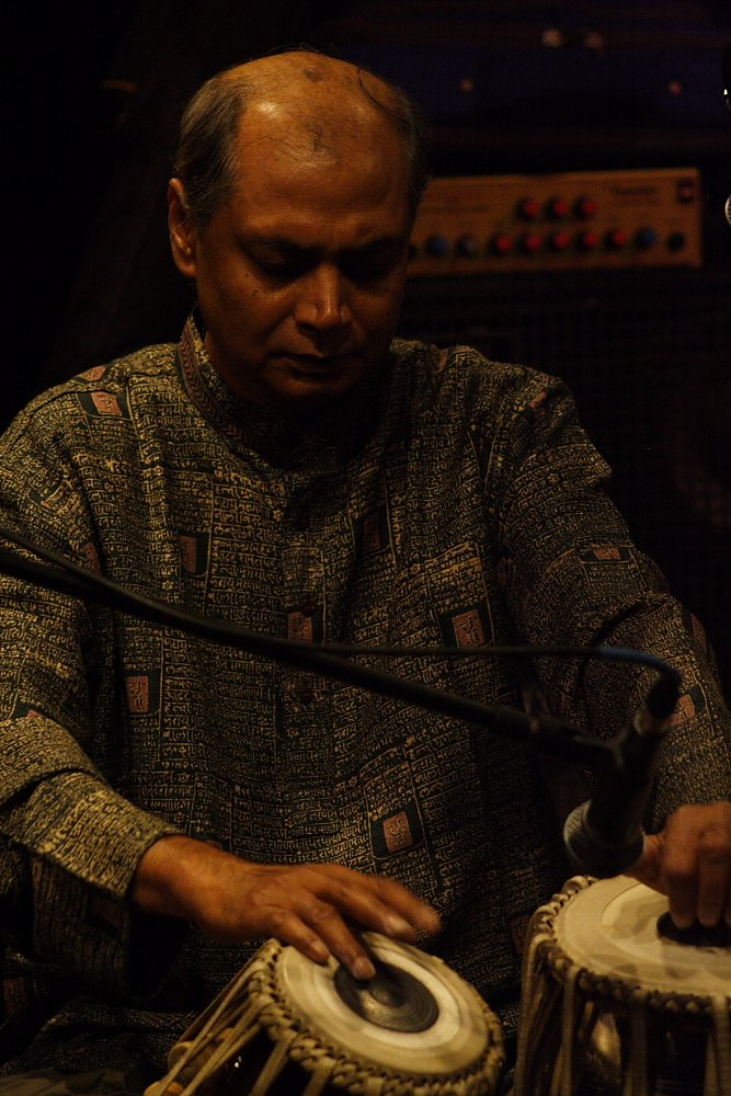 Aloke Dutta Concert Photo by Mike Hardaker