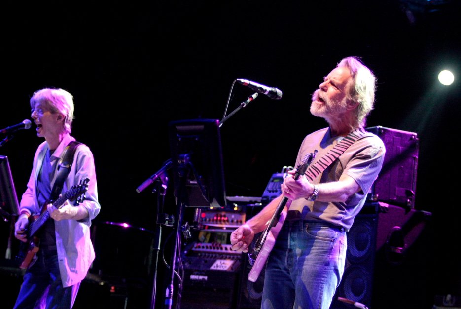 Furthur in Concert at Red Rocks on September 24, 2010 in Morrison Colorado, Photo Soren McCarty | Mountain Weekly News