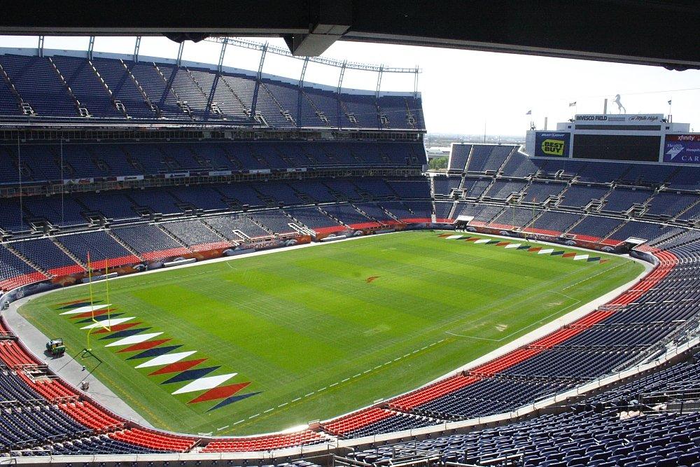 Denver Broncos Stadium TourINVESCO Field at Mile High Tour Photo Mike Hardaker