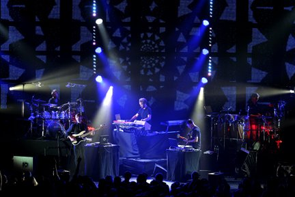 STS9 Photo by Soren McCarty