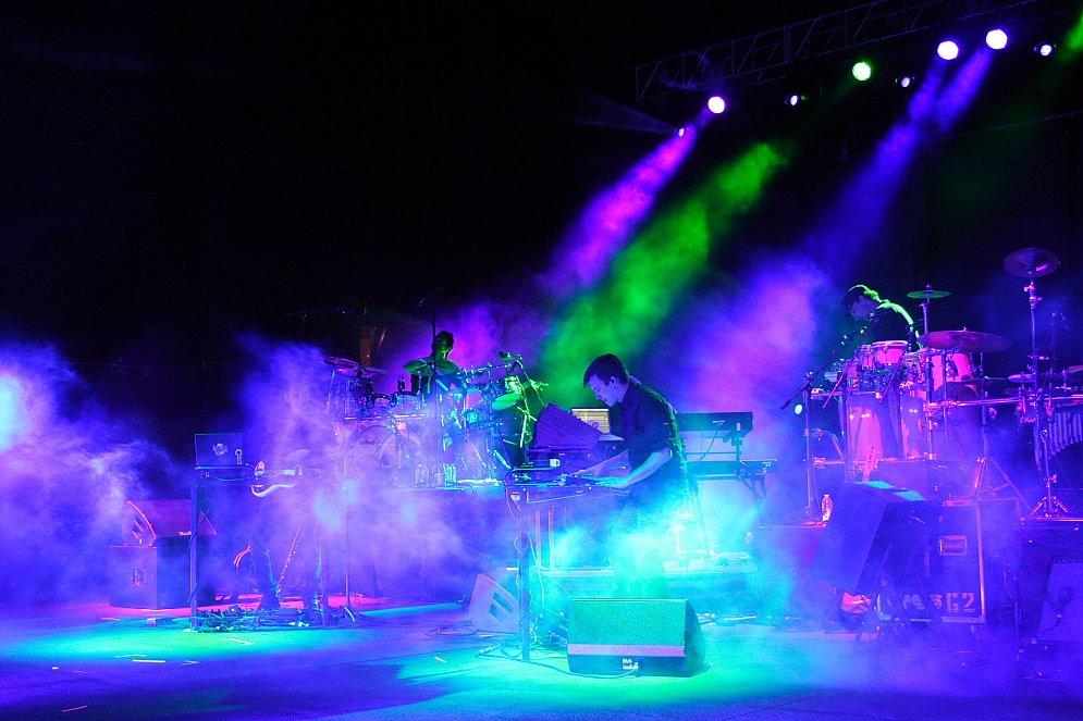 STS9 Red Rocks Concert Photo: Mike Hardaker | Mountain Weekly News