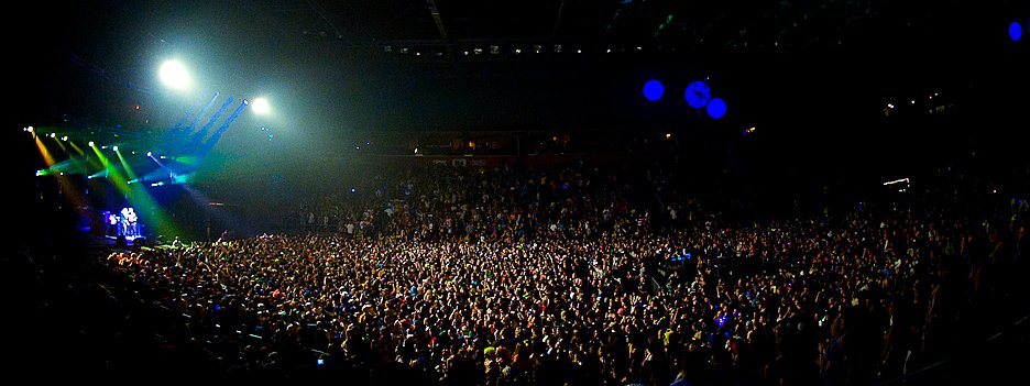 Bassnectar 1STBANK Center | Photo by Tim Reese Mountain Weekly News