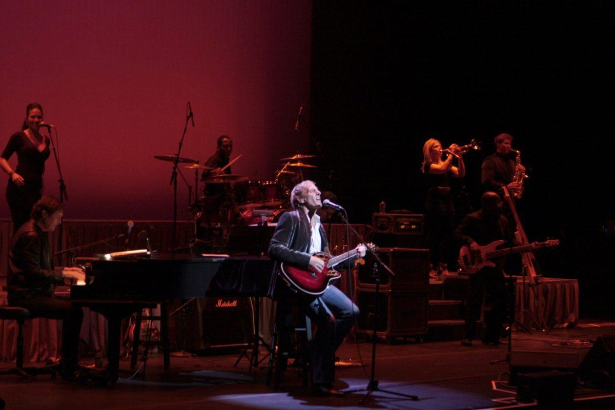 Michael Bolton Concert Union Colony Civic Center Photo Soren McCarty | Mountain Weekly News