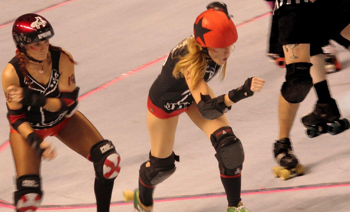 Roller skating denver - Denver Roller Dolls Photos