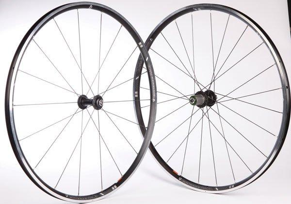 bontrager race wheelset weight