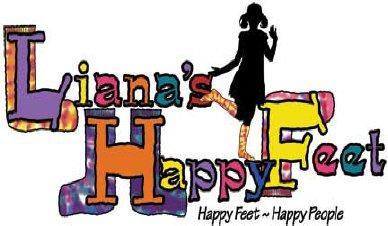 Lianas Happy Feet