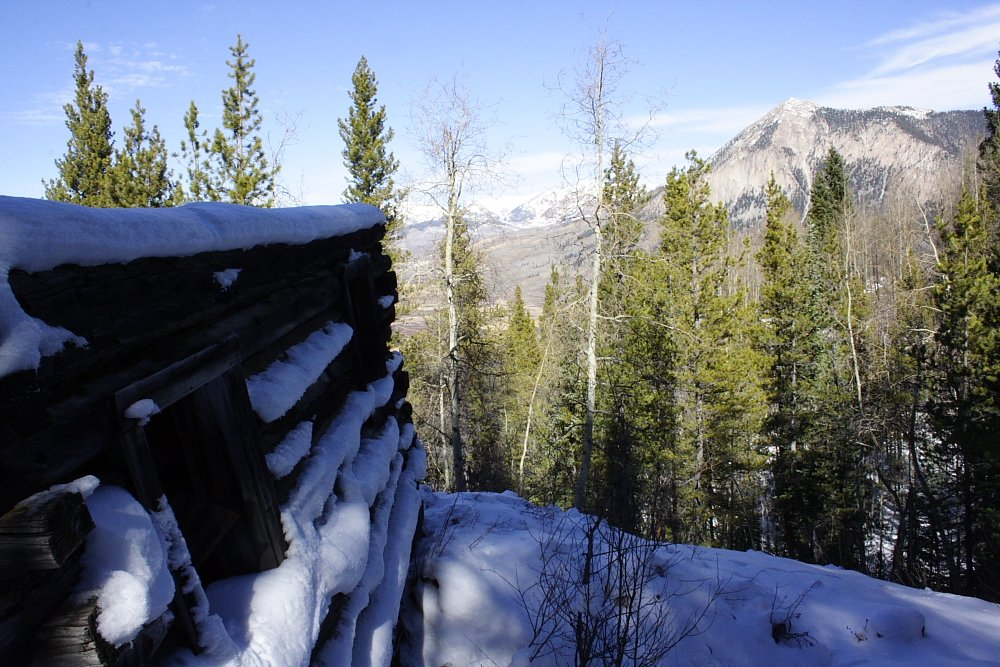 Buckley Mine Whetstone Mountain Crested Butte, CO | Photo Mike Hardaker Mountain Weekly News