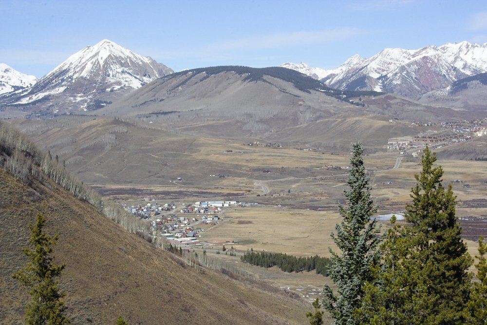 Whetstone Mountain Crested Butte, CO | Photo Mike Hardaker Mountain Weekly News