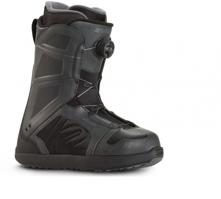 K2 Raider Snowboard Boot Review