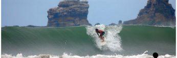 Montanita Ecuador Surf, Tropic Leisure and Multicultural Fiesta