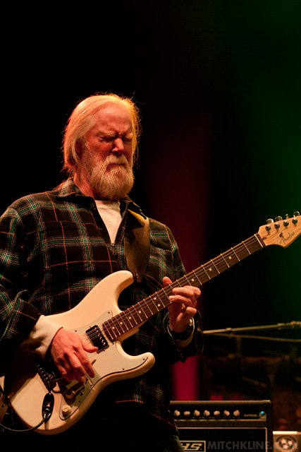 Jimmy Herring and Widespread Panic 12-30-10 Photo Mitch Kline / Mountain Weekly News