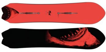 Burton Fish Snowboard Review