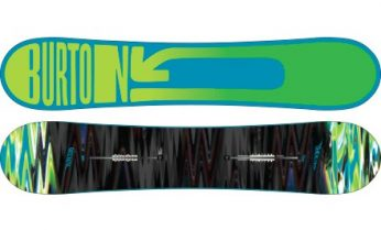 Burton Sherlock Snowboard Review