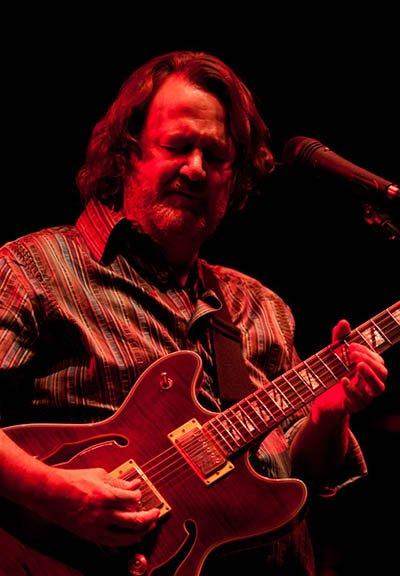 John Bell Widespread Panic Denver 12-30-10 Photo Mitch Kline Mountain Weekly News
