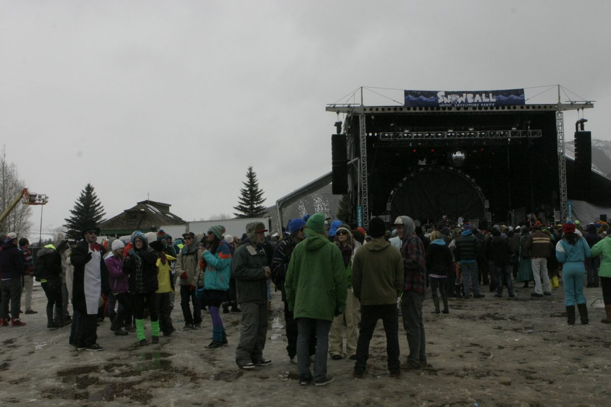 Snowball Music Festival Photo: Soren McCarty | Mountain Weekly News
