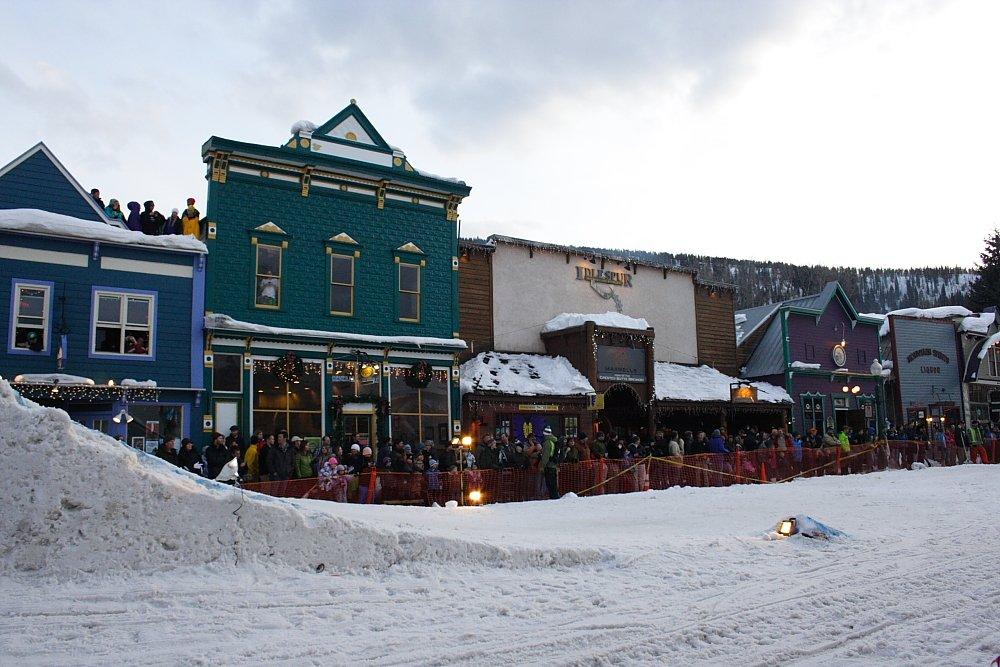 Big Air Elk Ave Crested Butte Photo Mike Hardaker