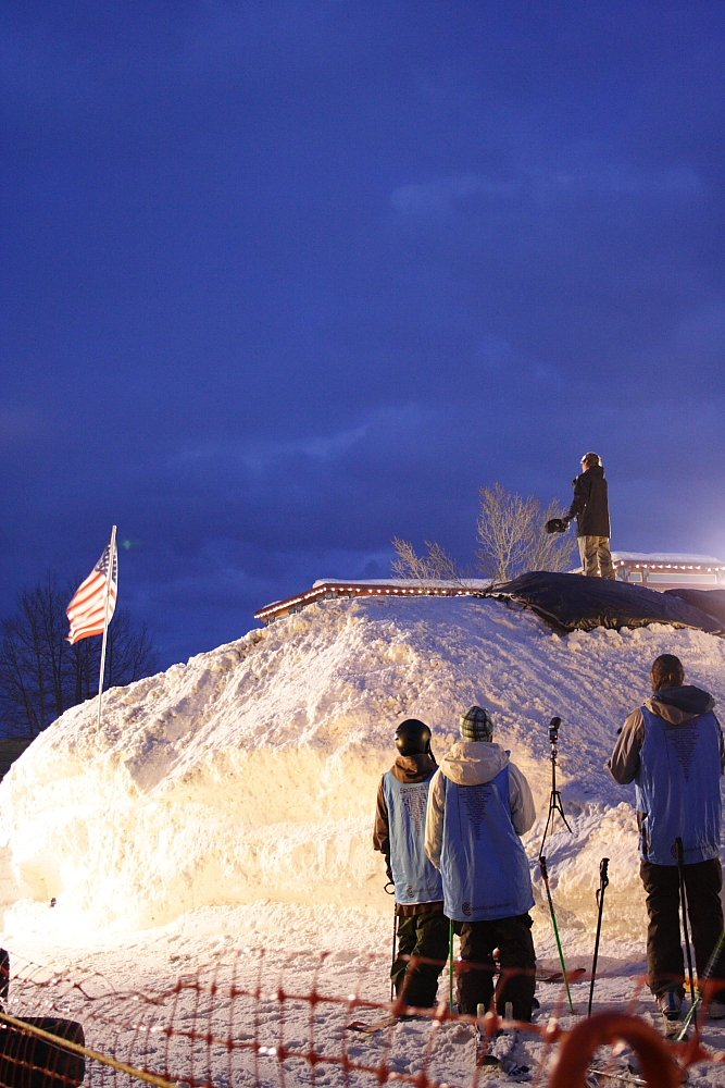 Big Air Elk Ave Crested Butte Photo Mike Hardaker|Mountain Weekly News