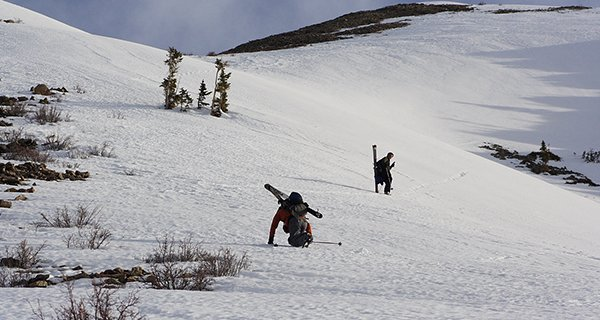 Going up Gothic Mountain in the Crested Butte Backcountry Photo Mike Hardaker Mountain Weekly News
