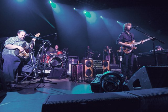 Trey Anastasio Band Ogden Theatre Denver Photo Mitch Kline | Mountain Weekly News