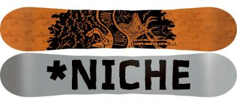 Niche Story Snowboard Review