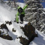 Will Brommelsiek Wins 2011 King of The Hill Snowboard Competition