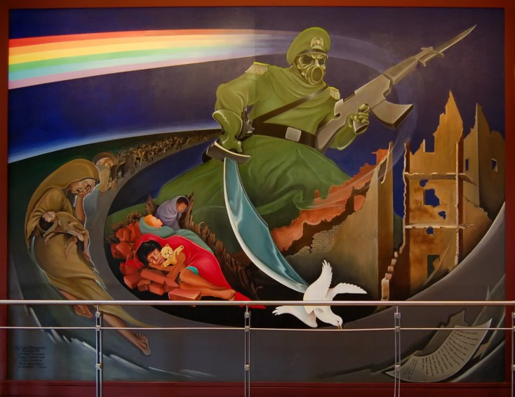 Should Morbid Paintings Line the Walls of Denver International Airport