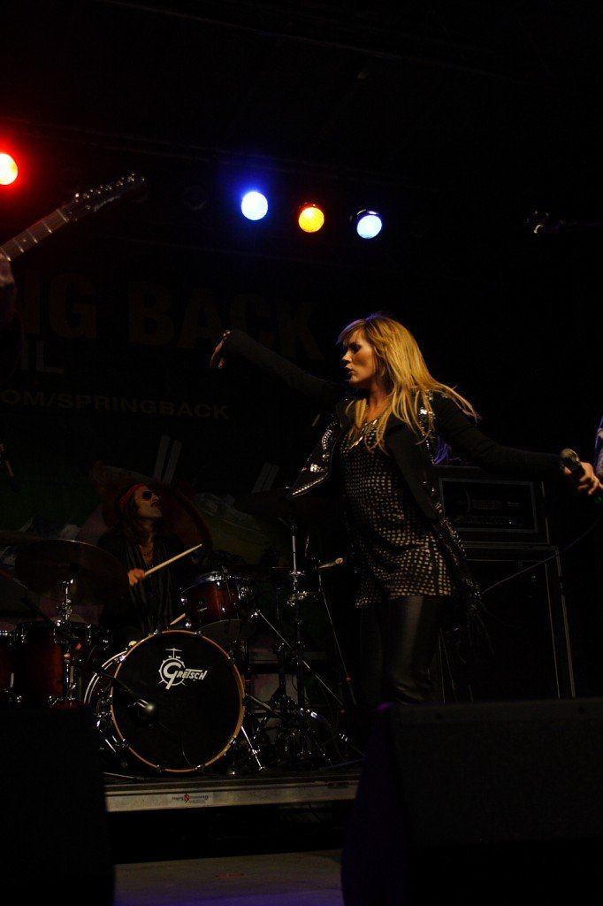 Grace Potter Vail PHOTO: Mike Hardaker - Mountain Weekly News
