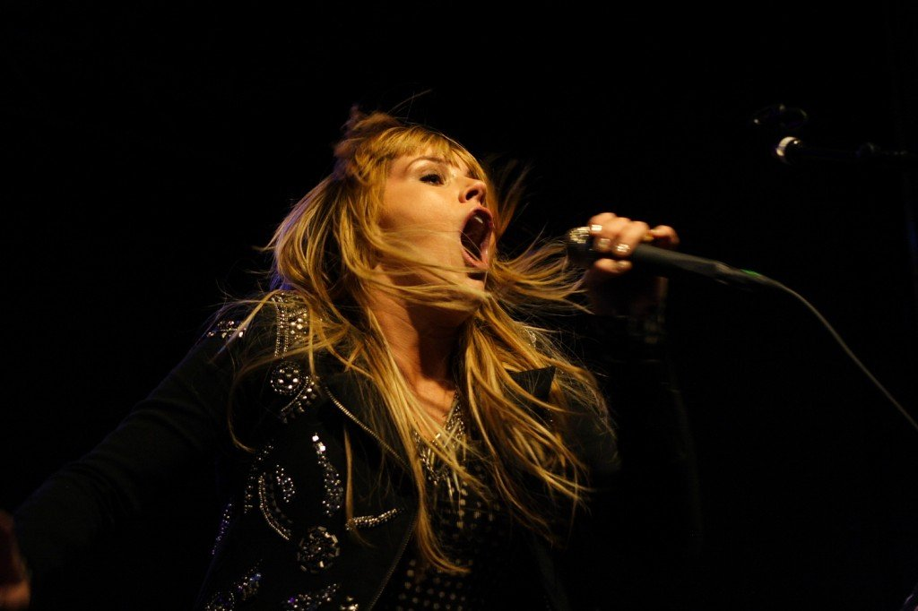 Grace Potter in Vail, CO Photo: Mike Hardaker | Mountain Weekly News