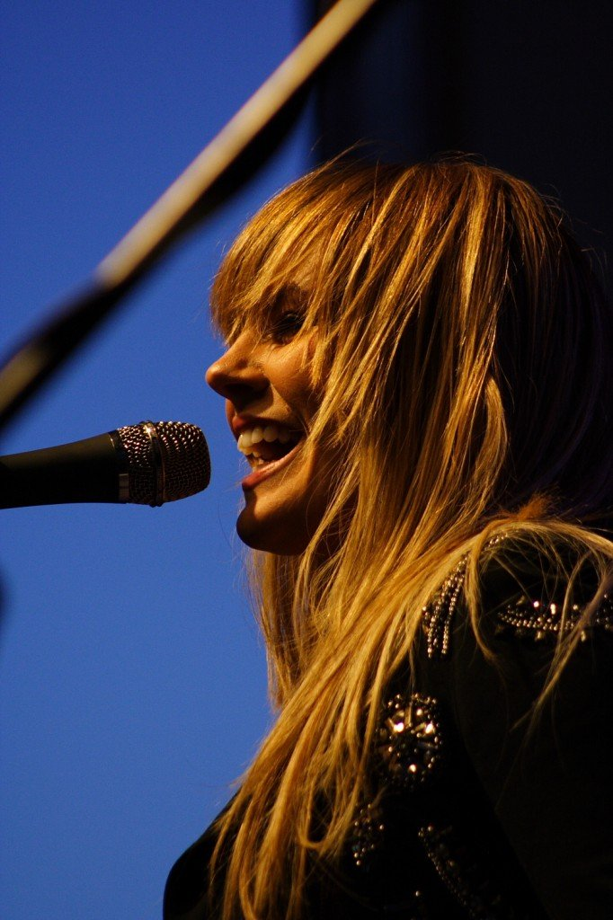 Grace Potter Vail Photo: Mike Hardaker | Mountain Weekly News